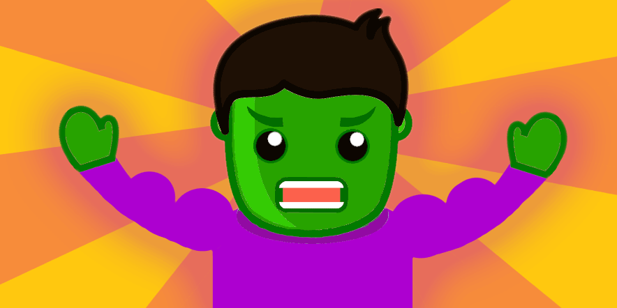 Will overcoming imposter syndrome turn me into the Hulk?